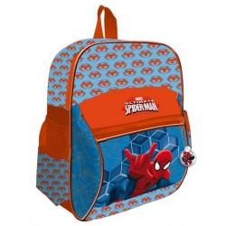Mochila Especial 33 Cms Spiderman