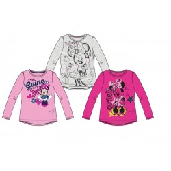 Camiseta Manga Larga Minnie Mouse Full