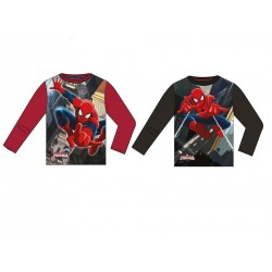 Camiseta Manga Larga Spiderman