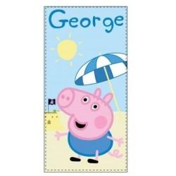 Toalla Algodón George Pig
