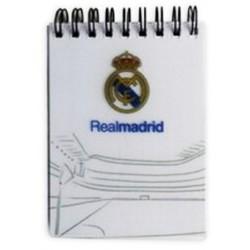 Libreta Real Madrid Bolsillo