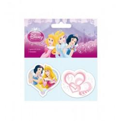 2 Gomas De Borrar Princesas