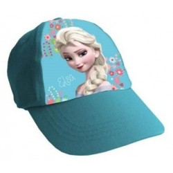 Gorra Simple Print Frozen Azul