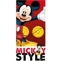 Toalla Mickey Mouse Style