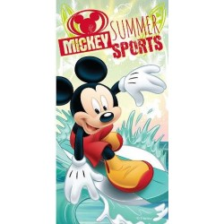 Toalla Mickey Mouse Summer