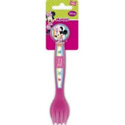 Set Cubiertos Minnie Mouse