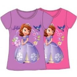 Camiseta Manga Corta Princesa Sofía