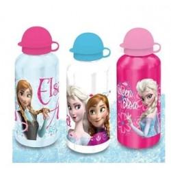 Botella Aluminio Frozen 500 ml