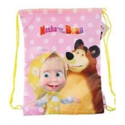 Saco Mochila Masha And The Bear