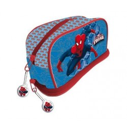 Estuche Con Base Spiderman