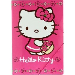Carpeta Hello Kitty A4