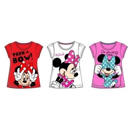 9bfea6da8 Camiseta Manga Corta Minnie Mouse Full