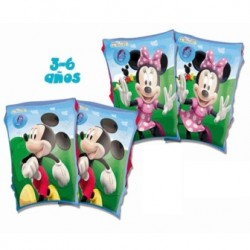 Manguitos Mickey O Minnie Mouse
