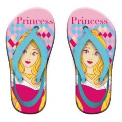 Chanclas Princesas