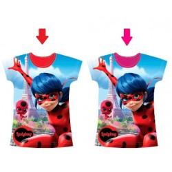Camiseta Ladybug