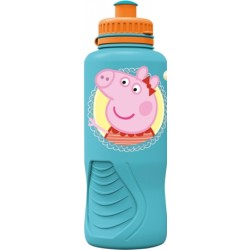 Botella Peppa Pig Plástico 400 ml