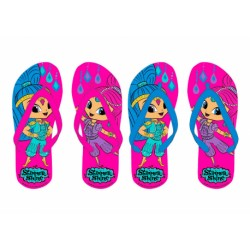 Chanclas Shimmer y Shine