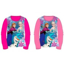 Camiseta Manga Larga  Frozen Full