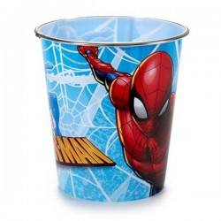 Papelera Spiderman 20 cm