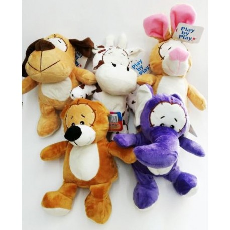 Peluches De Colores  Play By Play