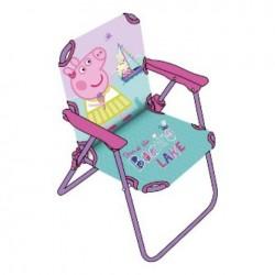 Silla Plegable Peppa Pig