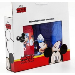 Set 3 Slips Mickey Mouse