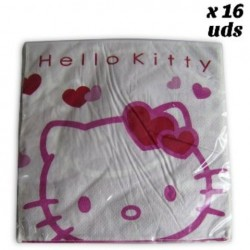 Servilletas  Hello Kitty Papel