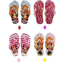 Chanclas Minnie Mouse