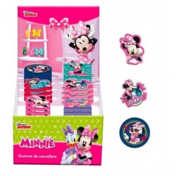 24 Gomas De Borrar Minnie Mouse
