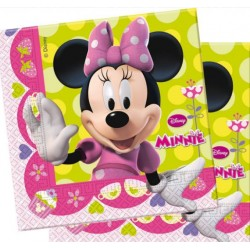 Servilletas De Pepel Minnie Mouse
