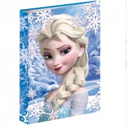 Carpeta Frozen 4 Anillas