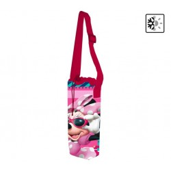 Bolsa Nevera Minnie Mouse Botella 33 cm