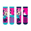 Calcetines Minnie Mouses Antideslizantes