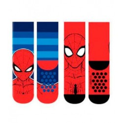 Calcetines Spiderman Antideslizantes