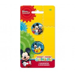 Set 2 Sacapuntas Mickey Mouse