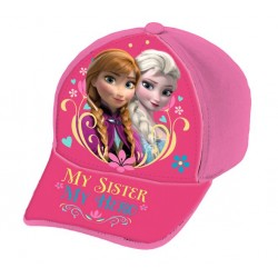 Gorra Frozen My Siste My Hero