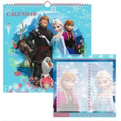 Calendario Frozen Genérico
