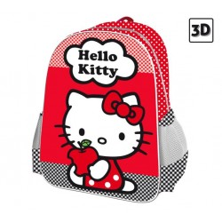 Mochila Hello Kitty 3D