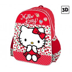 Mochila 3D Hello Kitty