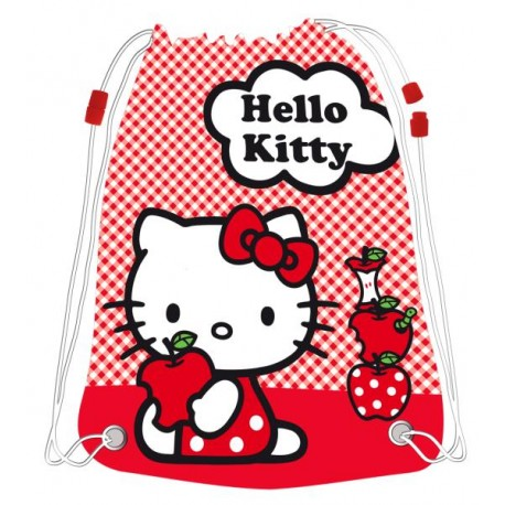 Saco Piscina Hello Kitty