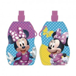 Botella Plegable Minnie Mouse