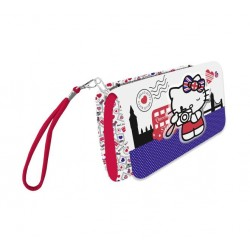 Monedero Con Cinta Hello Kitty