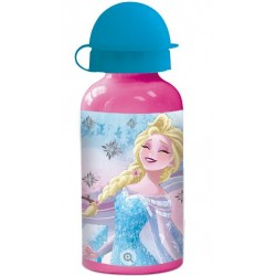 Botella Aluminio Frozen 400 ml