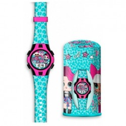 Hucha LOL Surprise Con Reloj Digital