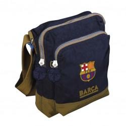 Bandolera F.C. Barcelona 2 Cremalleras