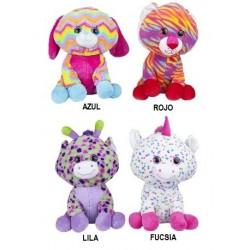 Peluche Animales Multicolor 50 cm