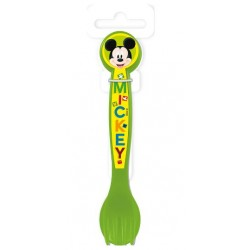 Set Cubiertos Mickey Mouse
