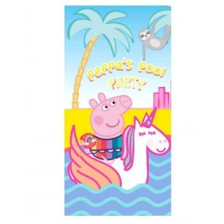Toalla Peppa Pig Beach