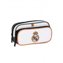 Estuche Real Madrid Blanco