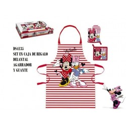 Delantal Minnie